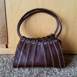 Vintage Gucci Bag Made In Italy